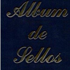 Francobolli: ALBUM ESPAÑA NUEVO 1984/94. Lote 235655170