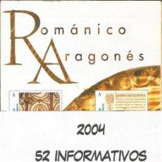 Francobolli: BOLETINES INFORMATIVOS DE CORREOS-AÑO 2004 -COMPLETO. Lote 243223885