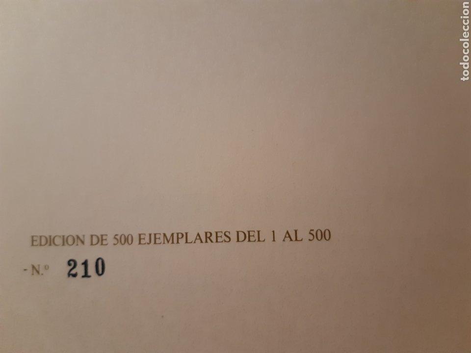 Sellos: Álbum Oficial XIV Feria Nacional del Sello año 1981 edición 500 ejemplares este nº 210 - Foto 3 - 243685260