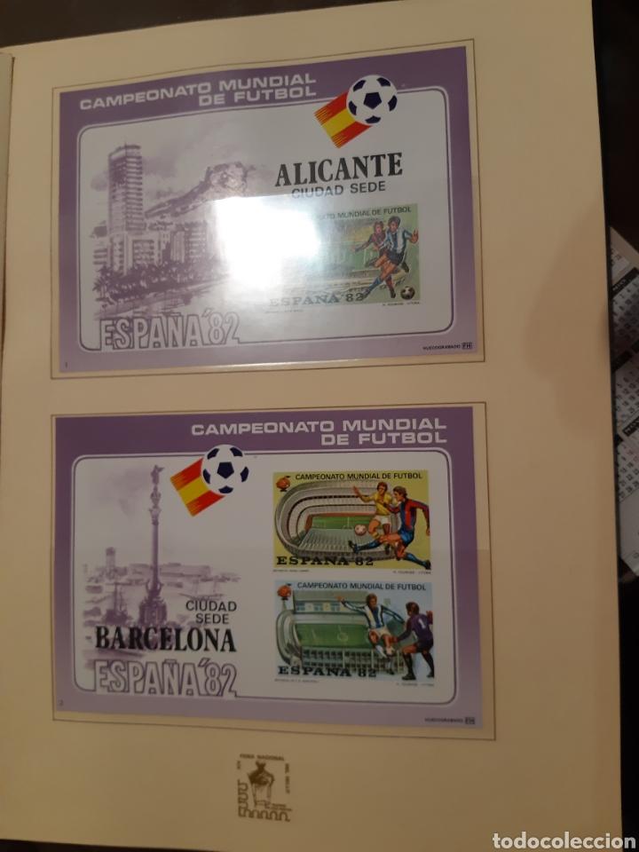 Sellos: Álbum Oficial XIV Feria Nacional del Sello año 1981 edición 500 ejemplares este nº 210 - Foto 14 - 243685260