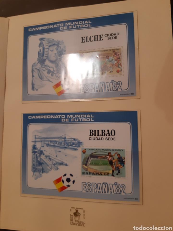 Sellos: Álbum Oficial XIV Feria Nacional del Sello año 1981 edición 500 ejemplares este nº 210 - Foto 15 - 243685260