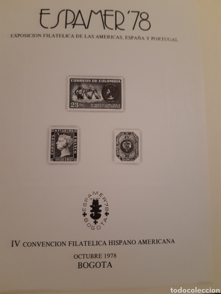 Sellos: 21 HOJAS RECUERDO EXPOSICIONES FILATÉLICAS ESPAÑA 75 ETC....VER FOTOS - Foto 6 - 243686705