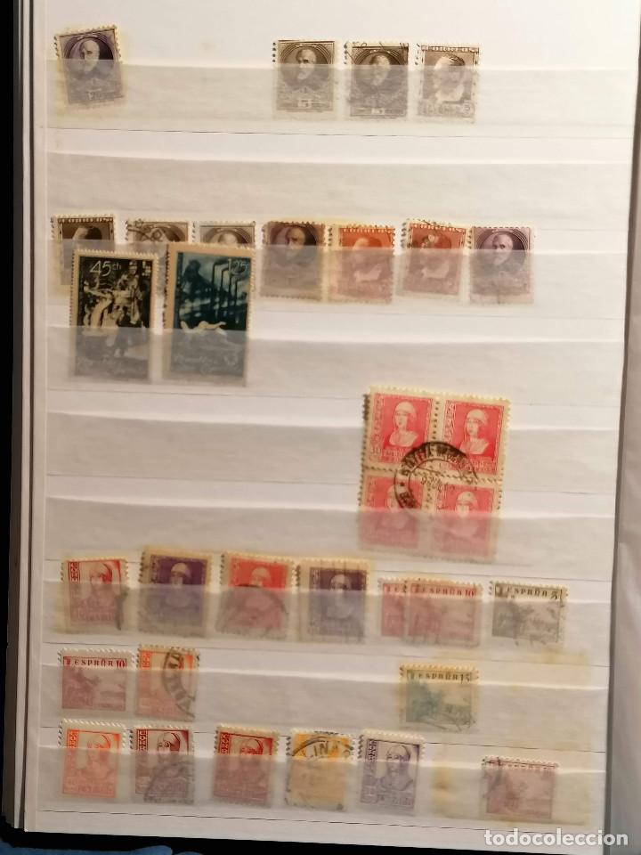 Sellos: España Lote Sellos Todas Epocas Resto coleccion Clasificador de lujo usado nuevo - Foto 7 - 253556140