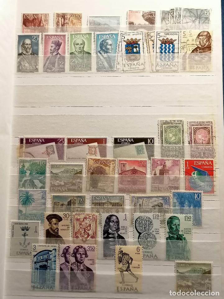 Sellos: España Lote Sellos Todas Epocas Resto coleccion Clasificador de lujo usado nuevo - Foto 10 - 253556140