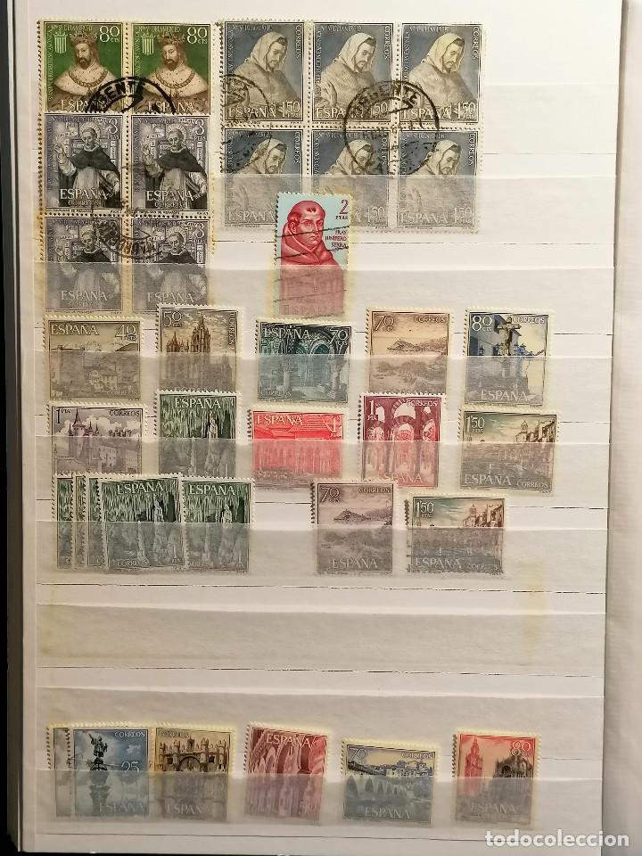 Sellos: España Lote Sellos Todas Epocas Resto coleccion Clasificador de lujo usado nuevo - Foto 12 - 253556140