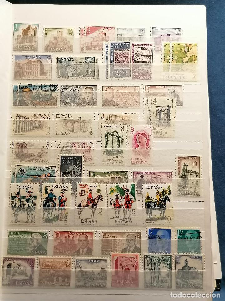 Sellos: España Lote Sellos Todas Epocas Resto coleccion Clasificador de lujo usado nuevo - Foto 15 - 253556140