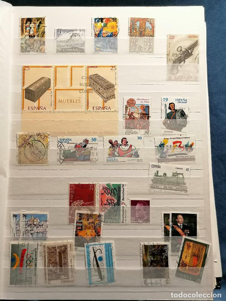 Sellos: España Lote Sellos Todas Epocas Resto coleccion Clasificador de lujo usado nuevo - Foto 17 - 253556140