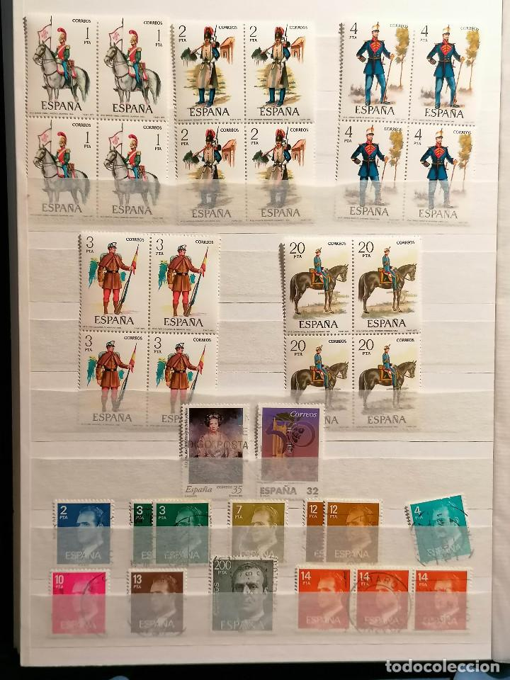 Sellos: España Lote Sellos Todas Epocas Resto coleccion Clasificador de lujo usado nuevo - Foto 20 - 253556140