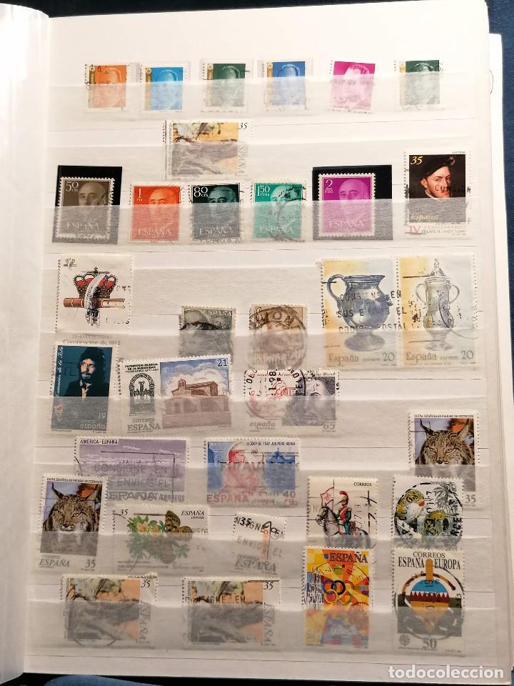 Sellos: España Lote Sellos Todas Epocas Resto coleccion Clasificador de lujo usado nuevo - Foto 22 - 253556140