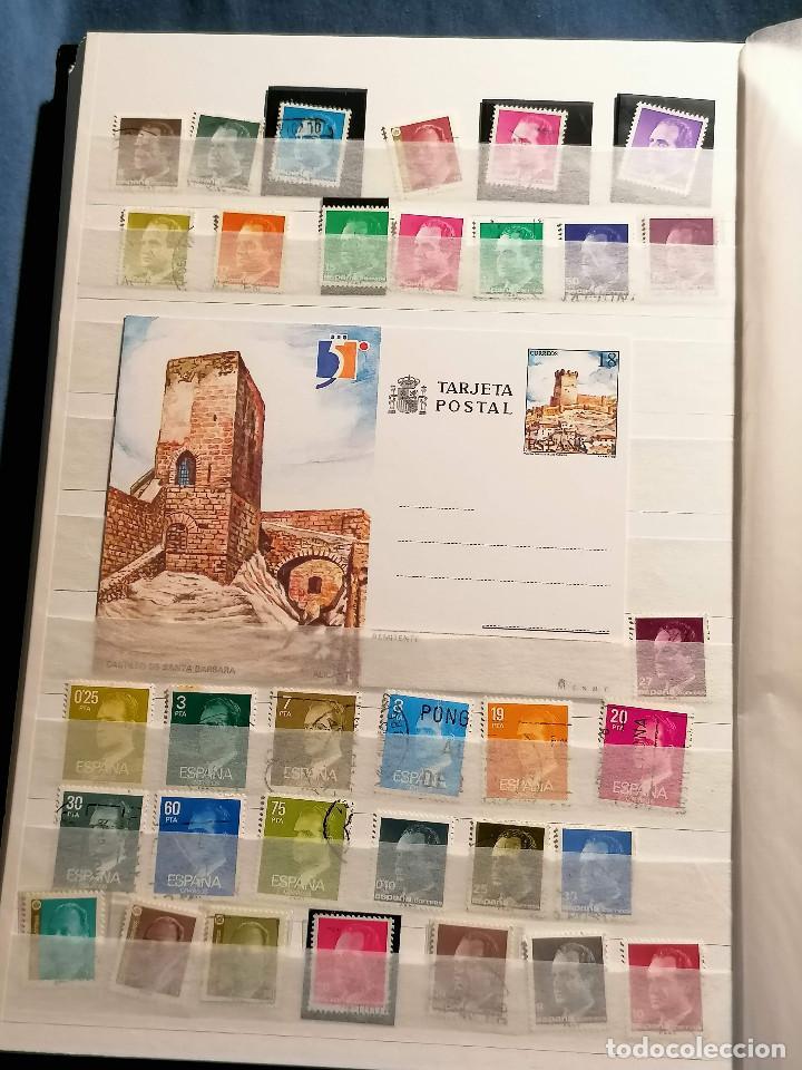 Sellos: España Lote Sellos Todas Epocas Resto coleccion Clasificador de lujo usado nuevo - Foto 25 - 253556140