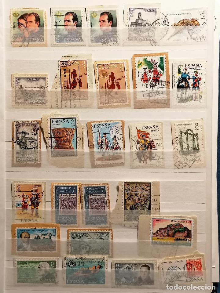 Sellos: España Lote Sellos Todas Epocas Resto coleccion Clasificador de lujo usado nuevo - Foto 29 - 253556140