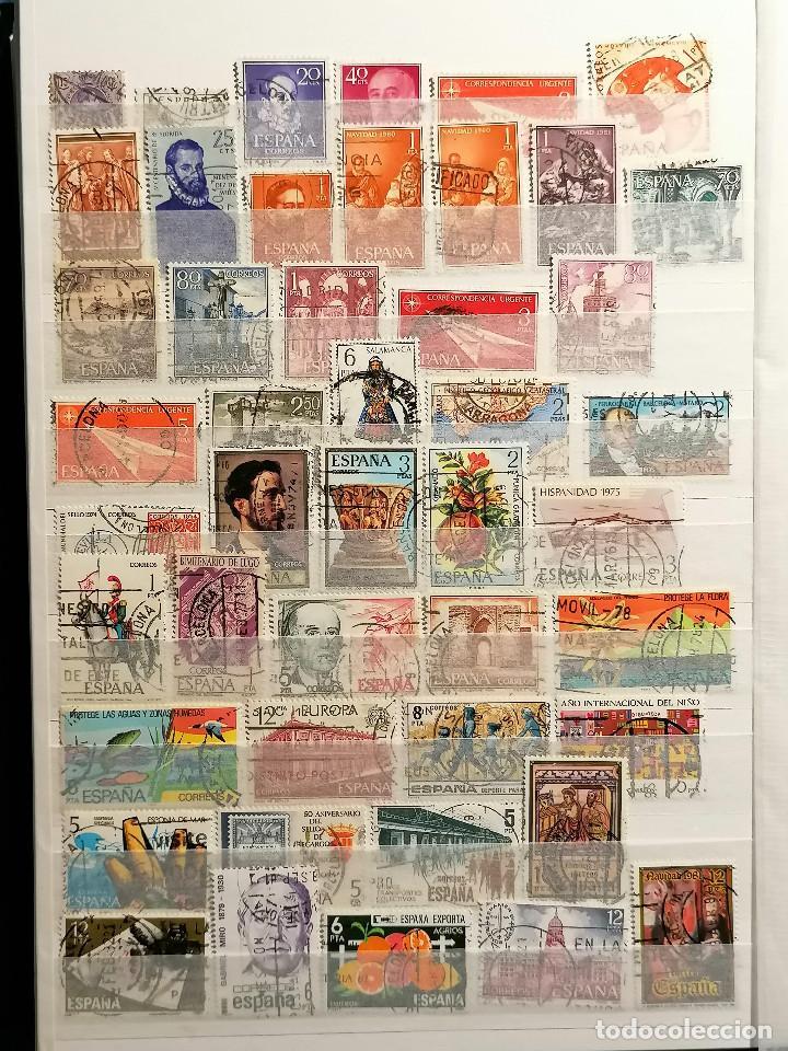 Sellos: España Lote Sellos Todas Epocas Resto coleccion Clasificador de lujo usado nuevo - Foto 30 - 253556140