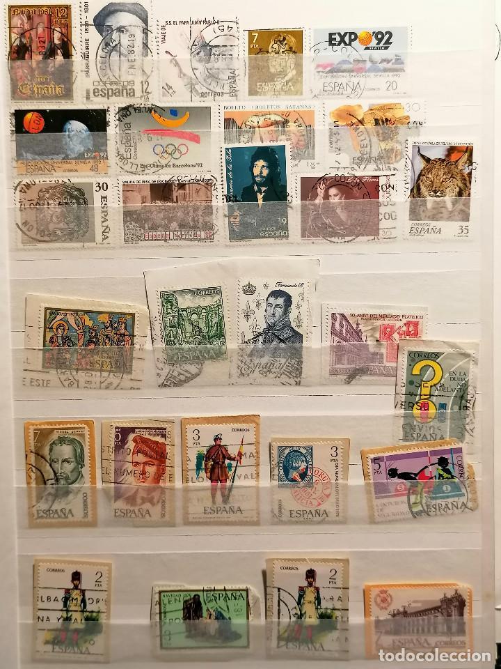 Sellos: España Lote Sellos Todas Epocas Resto coleccion Clasificador de lujo usado nuevo - Foto 31 - 253556140