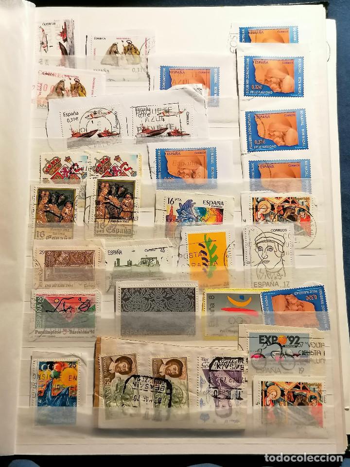 Sellos: España Lote Sellos Todas Epocas Resto coleccion Clasificador de lujo usado nuevo - Foto 32 - 253556140
