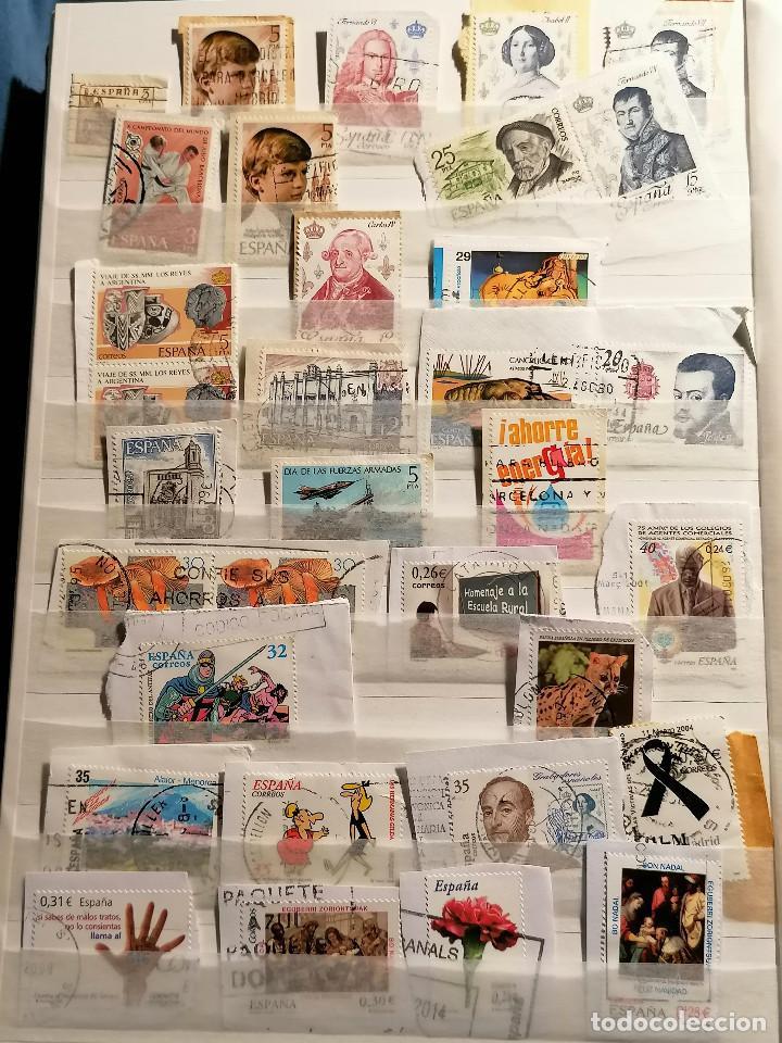 Sellos: España Lote Sellos Todas Epocas Resto coleccion Clasificador de lujo usado nuevo - Foto 34 - 253556140