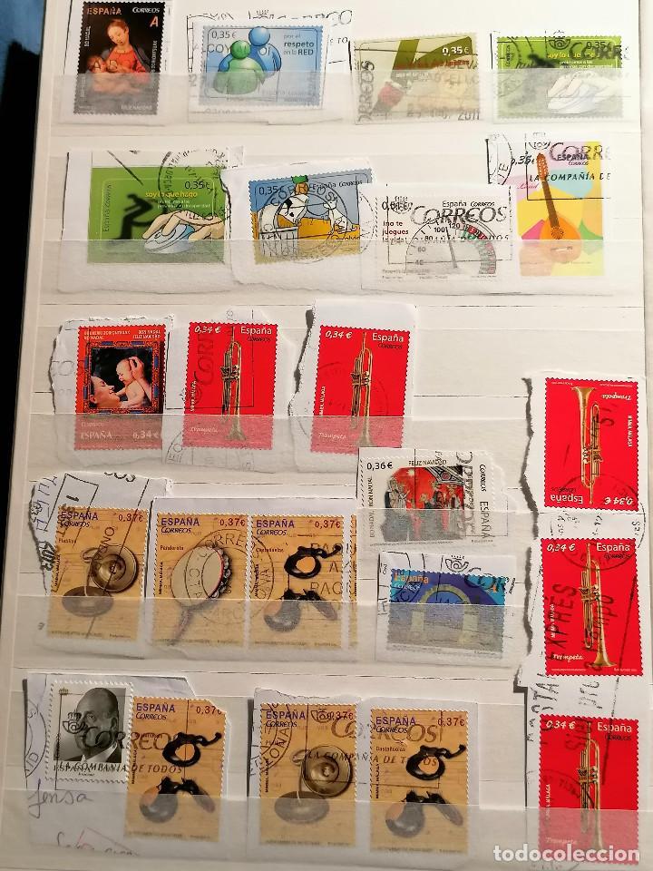 Sellos: España Lote Sellos Todas Epocas Resto coleccion Clasificador de lujo usado nuevo - Foto 35 - 253556140