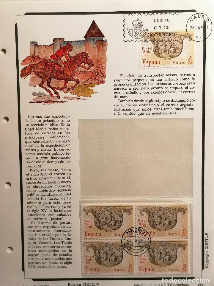 Sellos: España Lote Sellos Todas Epocas Resto coleccion Clasificador de lujo usado nuevo - Foto 39 - 253556140