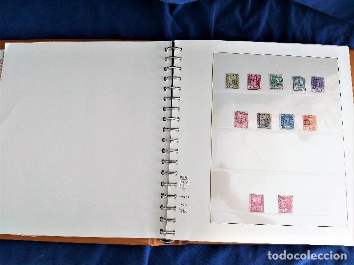 Sellos: Album Lujo Lidner ANDORRA España año 1948-1994 ANDORRA FRANCESA Año 1976-1989 Resto Coleccion Nuevo - Foto 4 - 254737840