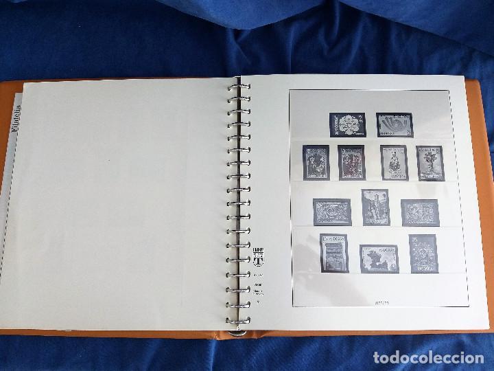Sellos: Album Lujo Lidner ANDORRA España año 1948-1994 ANDORRA FRANCESA Año 1976-1989 Resto Coleccion Nuevo - Foto 8 - 254737840