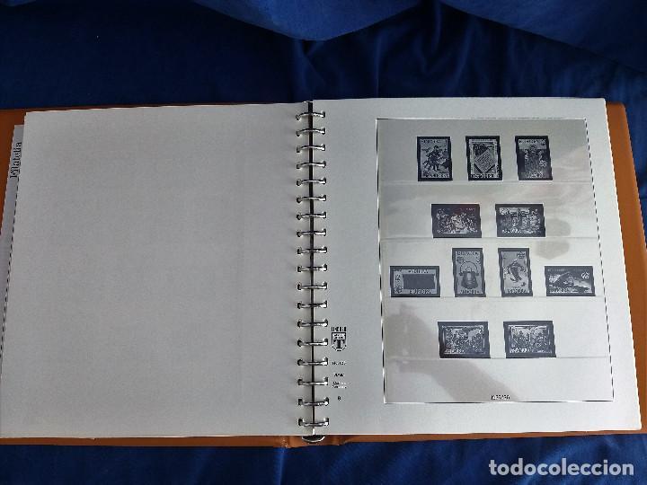Sellos: Album Lujo Lidner ANDORRA España año 1948-1994 ANDORRA FRANCESA Año 1976-1989 Resto Coleccion Nuevo - Foto 9 - 254737840