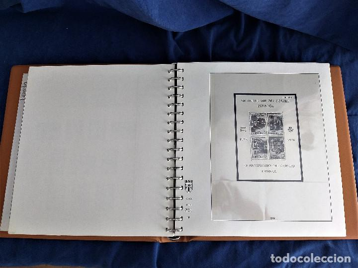 Sellos: Album Lujo Lidner ANDORRA España año 1948-1994 ANDORRA FRANCESA Año 1976-1989 Resto Coleccion Nuevo - Foto 11 - 254737840