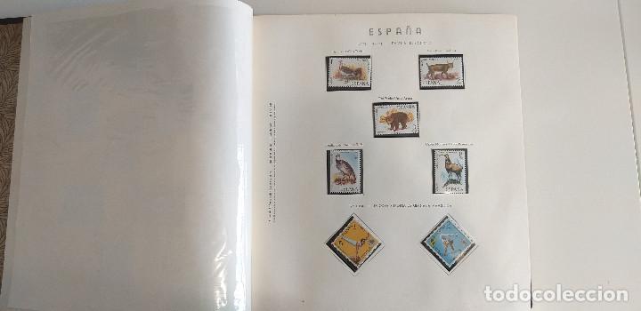 Sellos: España Album Resto Colección sellos años 1970 a 1976 - Foto 2 - 260072830