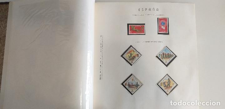 Sellos: España Album Resto Colección sellos años 1970 a 1976 - Foto 3 - 260072830