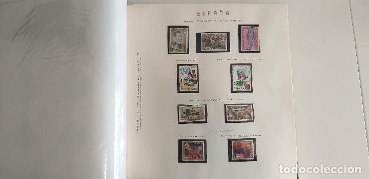 Sellos: España Album Resto Colección sellos años 1970 a 1976 - Foto 4 - 260072830