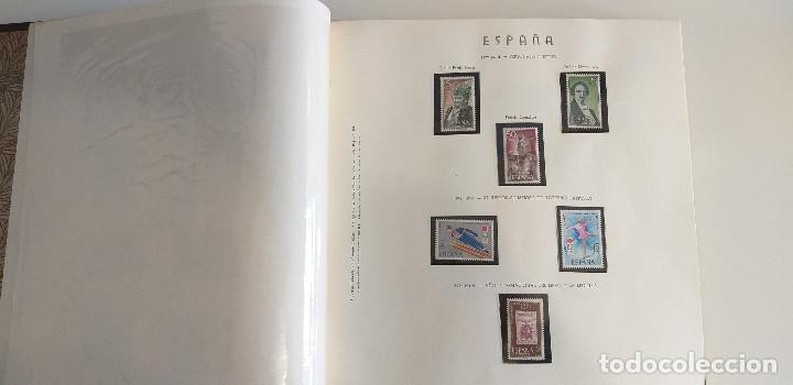 Sellos: España Album Resto Colección sellos años 1970 a 1976 - Foto 5 - 260072830