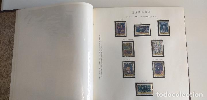 Sellos: España Album Resto Colección sellos años 1970 a 1976 - Foto 6 - 260072830