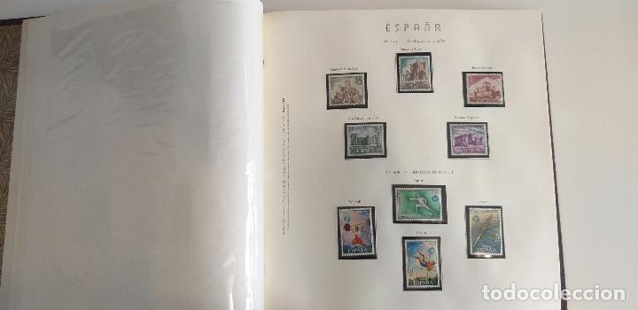 Sellos: España Album Resto Colección sellos años 1970 a 1976 - Foto 8 - 260072830