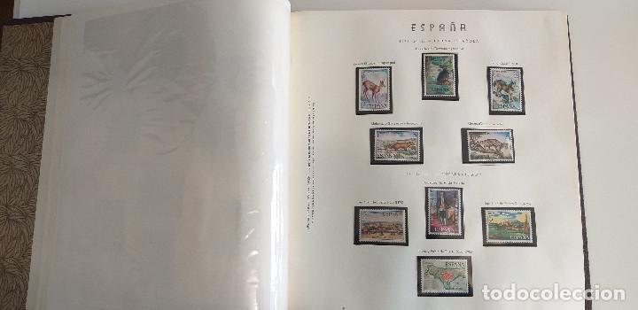 Sellos: España Album Resto Colección sellos años 1970 a 1976 - Foto 9 - 260072830