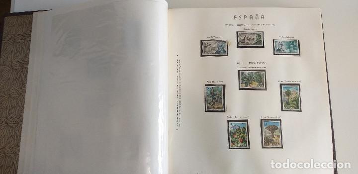 Sellos: España Album Resto Colección sellos años 1970 a 1976 - Foto 11 - 260072830