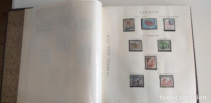 Sellos: España Album Resto Colección sellos años 1970 a 1976 - Foto 12 - 260072830
