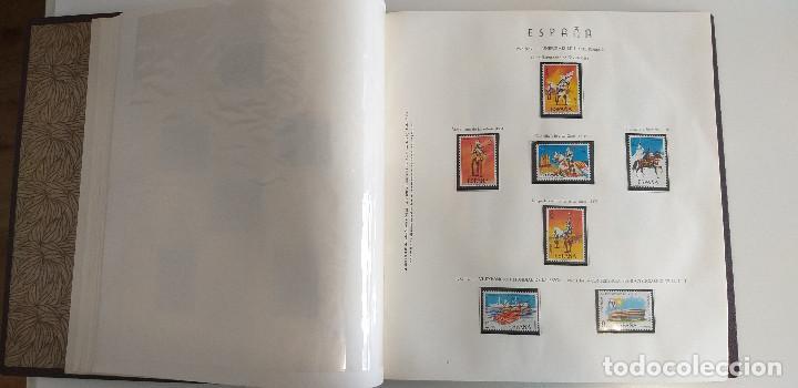 Sellos: España Album Resto Colección sellos años 1970 a 1976 - Foto 15 - 260072830
