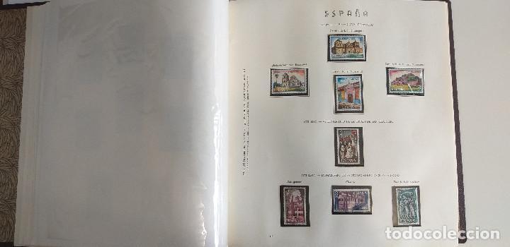 Sellos: España Album Resto Colección sellos años 1970 a 1976 - Foto 17 - 260072830