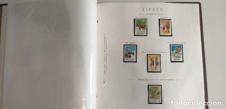 Sellos: España Album Resto Colección sellos años 1970 a 1976 - Foto 21 - 260072830