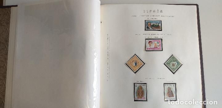 Sellos: España Album Resto Colección sellos años 1970 a 1976 - Foto 22 - 260072830