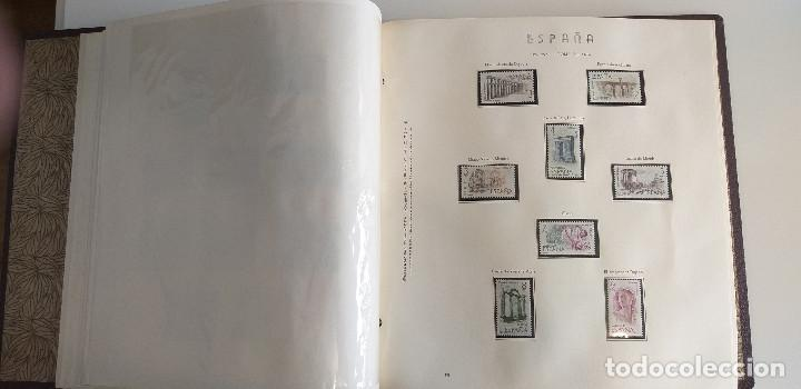 Sellos: España Album Resto Colección sellos años 1970 a 1976 - Foto 24 - 260072830