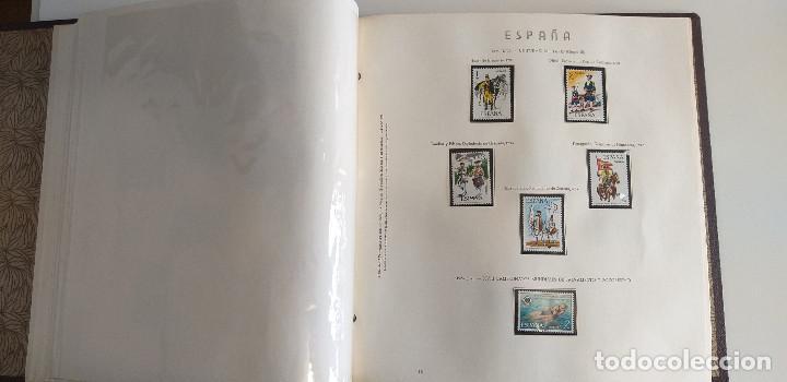Sellos: España Album Resto Colección sellos años 1970 a 1976 - Foto 25 - 260072830