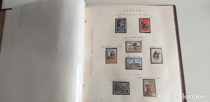 Sellos: España Album Resto Colección sellos años 1970 a 1976 - Foto 27 - 260072830