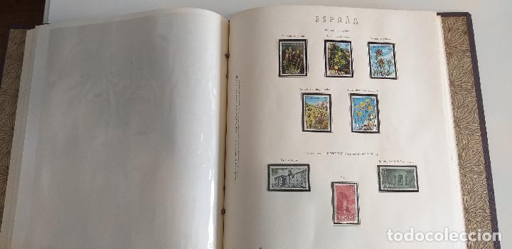 Sellos: España Album Resto Colección sellos años 1970 a 1976 - Foto 28 - 260072830