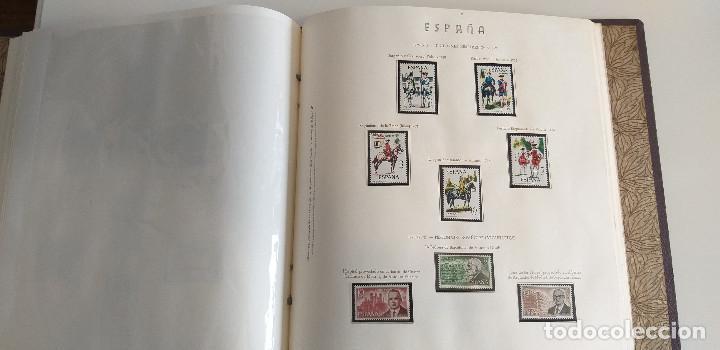 Sellos: España Album Resto Colección sellos años 1970 a 1976 - Foto 30 - 260072830