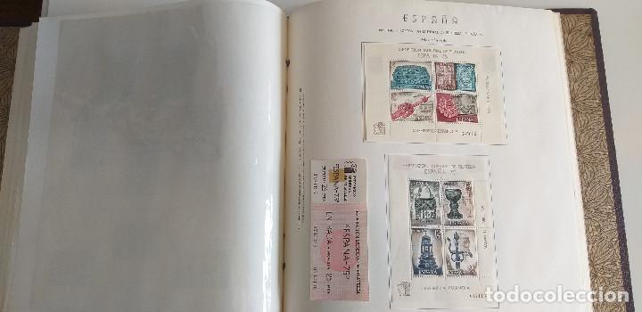 Sellos: España Album Resto Colección sellos años 1970 a 1976 - Foto 31 - 260072830