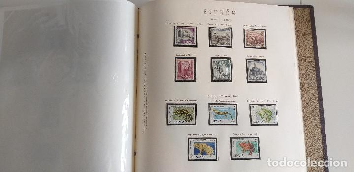 Sellos: España Album Resto Colección sellos años 1970 a 1976 - Foto 34 - 260072830