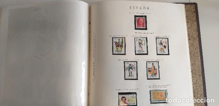 Sellos: España Album Resto Colección sellos años 1970 a 1976 - Foto 35 - 260072830