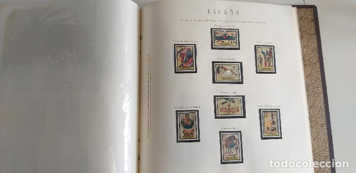 Sellos: España Album Resto Colección sellos años 1970 a 1976 - Foto 36 - 260072830