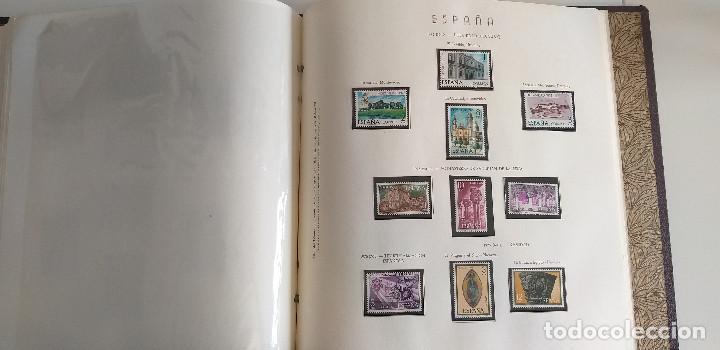 Sellos: España Album Resto Colección sellos años 1970 a 1976 - Foto 37 - 260072830
