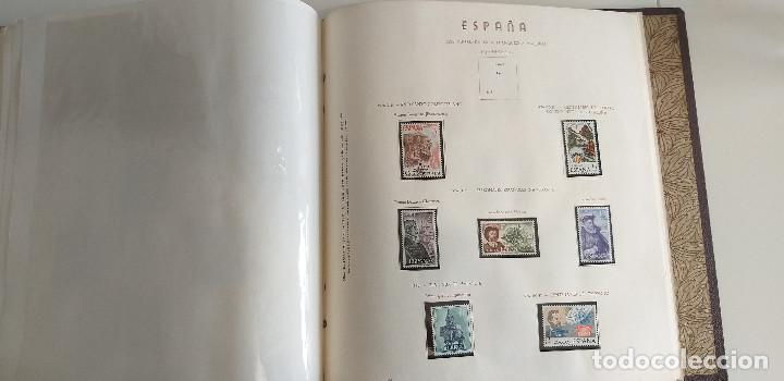Sellos: España Album Resto Colección sellos años 1970 a 1976 - Foto 39 - 260072830