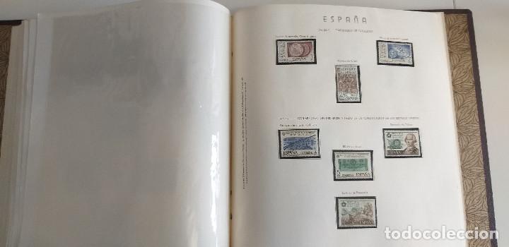 Sellos: España Album Resto Colección sellos años 1970 a 1976 - Foto 41 - 260072830